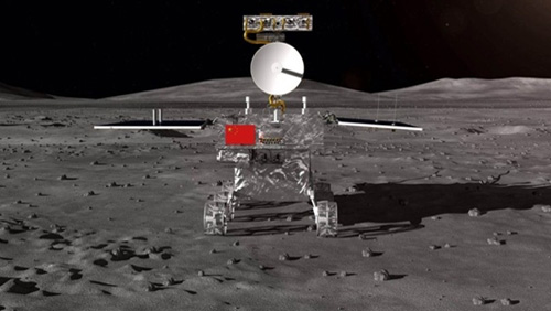 Trung Quốc sắp phóng thiết bị đổ bộ nửa tối của Mặt Trăng